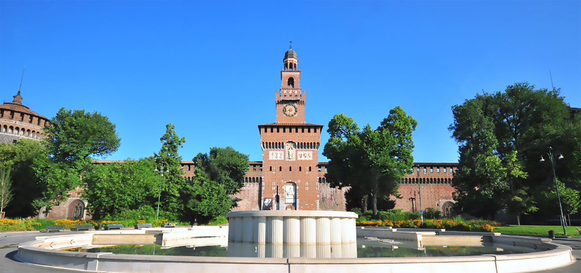 Foto del Castello Sforzesco a Milano | Guide Turistiche Milano