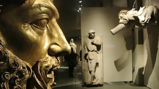 Foto di una sala del Museo del Duomo | Guide Turistiche Milano