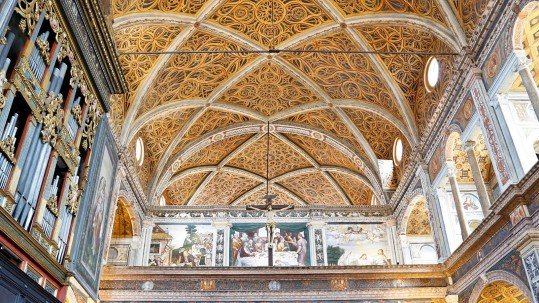 Foto di San Maurizio Maggiore a Milano